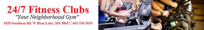 24/7 FitnessClubs – Horn Lake, TN