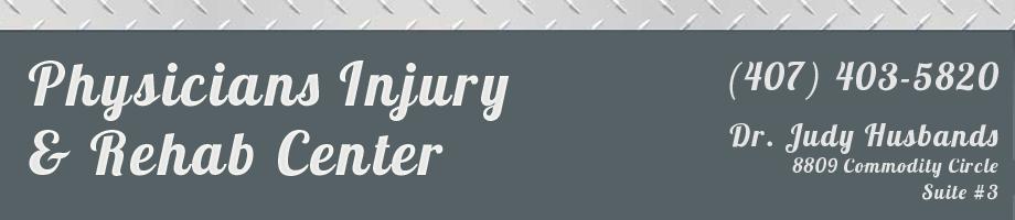 Physicians Injury & Rehab Center – Orlando, FL