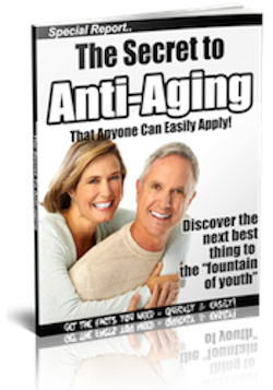Anti-Aging Report Cover