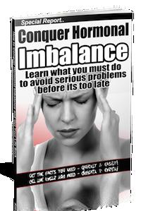 Hormonal Imbalance Cover