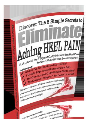 heel pain report