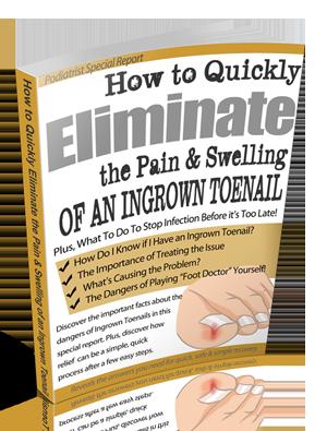 ingrown toenail report